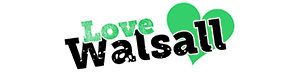 Love Walsall logo